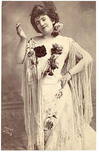 Emma Calvé. (wikipedia)