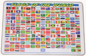 All national flags. Click image for source